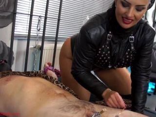 Mistress Ezada Sinn  Silk scarves teasing