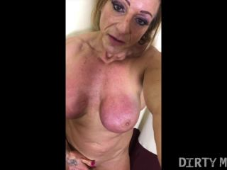 Female Bodybuilder Lacey Sends Another Selfie Porn Video