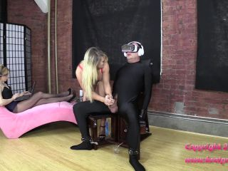 Porn online Brat Princess 2 – Cali and Lola – Ruined Four Times and Fed Cum while Under Voice Control femdom