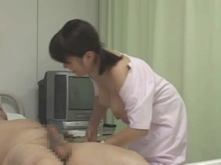 DANDY-154 Nurse / Student Nurse / Joey Was The Sight Of Blood ○ Chest Port Was Due To The Erection Of Their Own While On ...