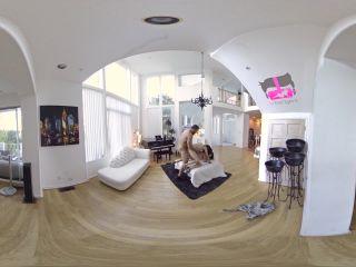 VRB - Jasmine Jae, Ziggy Star - Bang My Hot Stepmom VR 360°