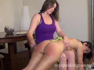 Episode 302 Joy Luck Spanked for Bad Cooking