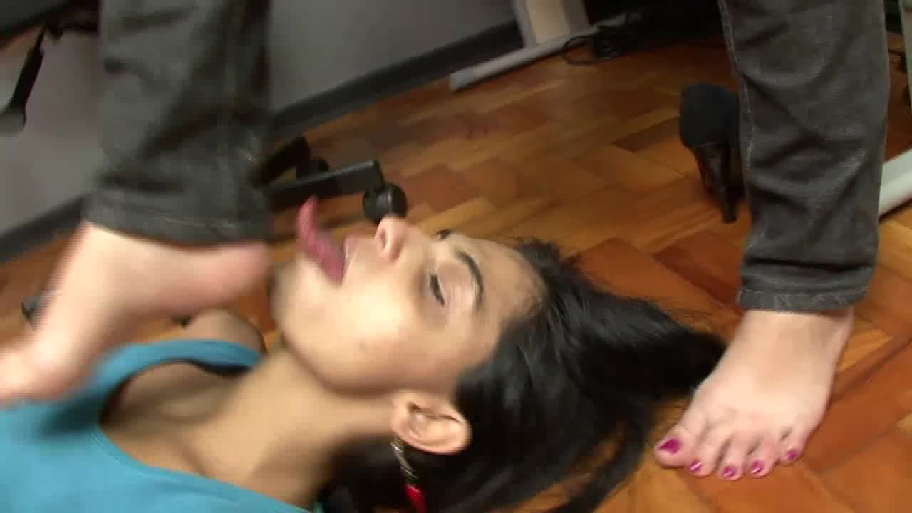 Lesbian Foot Worship Friend