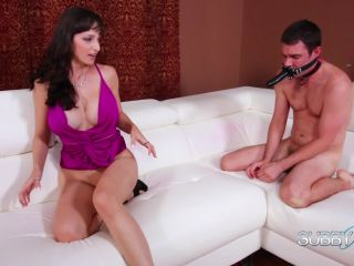 Subby Hubby – Lexi's Chindo tease for her Pathetic Husband P2 on bdsm porn stocking feet fetish