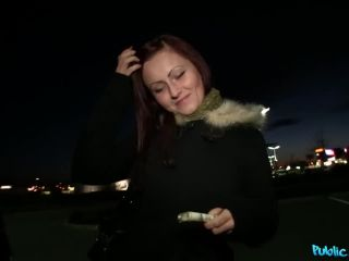Pale Cutie Cheats On Boyfriend To Drain The Cum From A Big Dick