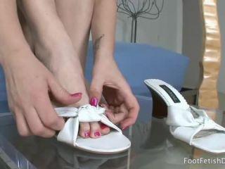 Eva Dior Shoe Closet