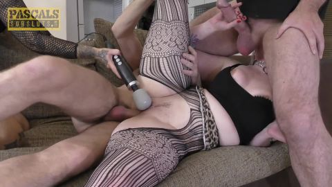 Harleyy Heart - The low - occupancy orgy (1080p)