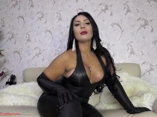 lesbian nose fetish Ezada Sinn – Eat Your Cum For Me – Cum Eating, Femdom, masturbation instruction on fetish porn