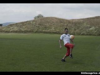 Little Caprice – NASSTY German Soccer Camp