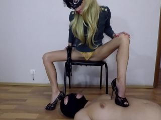 Mistress Emily - Delicious Shit from Gorgeous Goddess [FullHD 1080P] - Screenshot 4