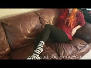 Toes – Goddess Lilith – Chastity Foot Humiliation