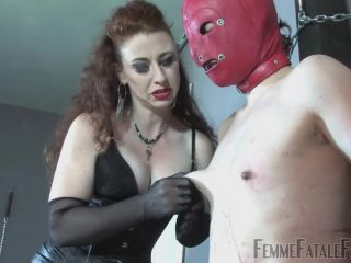Porn online Femmefatalefilms - Mistress Lady Renee - Training Never Ends Complete femdom