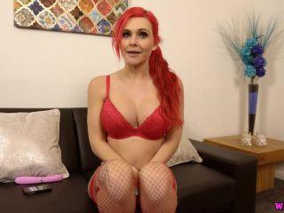 "Wankitnow - Roxi Keogh ""3 Minute Wank Challenge"" | online | porn video"
