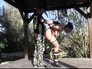 Outdoor Punishment for Bettine