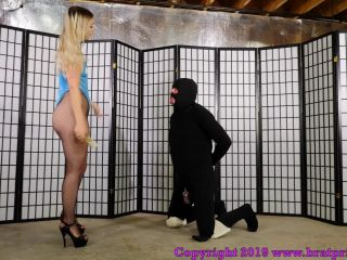 Brat Princess 2 – Kat – Slap Happy Princess Demands Cash Tribute from Groveling Loser