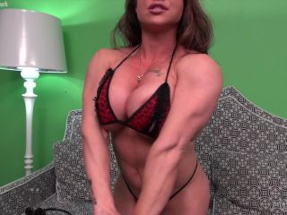 BrandiMae  - She's Pumped. So Is Her Big Clit.