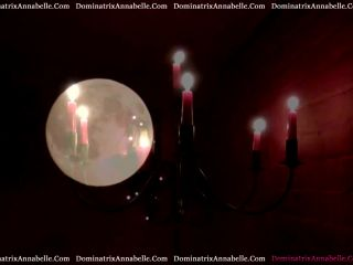 Dominatrix Annabelle - It's just so Surreal! - ball abuse on femdom porn