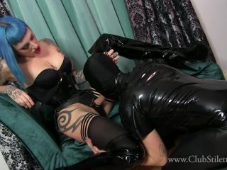 Clubstiletto - Mistress Bliss - Good Little Cock Slut!!!