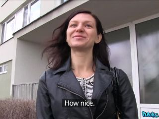 Arian Joy aka Efina - Tourist fucks for money in public Sex in Car, O ...