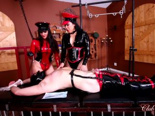 Femdom – ClubDom – The Training of Slave 47 Part 3 – Michelle Lacy and Lydia Supremacy