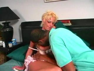 The Monster Mile #1, Scene 9  - interracial - blowjob porno big ass home