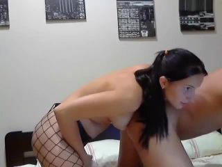 NII005601 Feminist Cutie Gives Strapon Pegging To Her Boyfriend 2