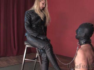 Leather – Femmefatalefilms – What Mistress Wants – Complete Film – Mistress Eleise de Lacy