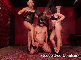 Porn tube Online fetish - Goddess Brianna & Goddess Kylie