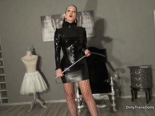 DirtyTransDolls – Fetish Liza  – The sissy peep show