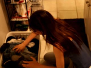 chloenight panty sniffing brother needs his sister