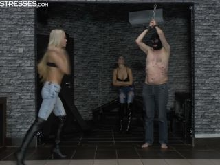 Cruel-Mistresses – Forceful Whipping Girls (1080 HD) – Double Domination – Dual Domination, Amanda, jessa rhodes bdsm on femdom porn