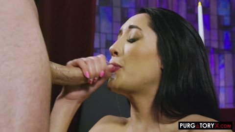 Chloe Amour - Beauty and the Priest (1080p)