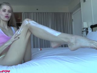 humiliation pov  goddess kyaa  joining this site makes you a real life cuckold  cum countdown