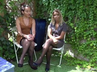 JacquieEtMichelTV presents Prya, Anais in Quand Prya, 39ans, rencontre Anais, 21ans –