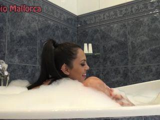 Antonio Mallorca, Katrina Moreno HOT BRUNETTE RIDING MY DICK ON THE JA ...