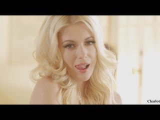 Charlotte Stokely – Sensual Solo in French Lingerie