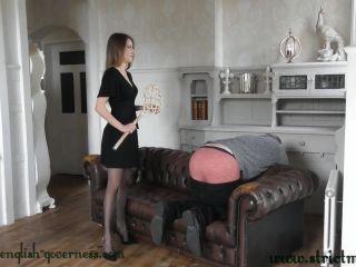 Only the carpet beater will teach you some discipline [FullHD 1080P] - Screenshot 1