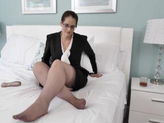 Christina Sapphire (42) - Naughty Christina Sapphire playing with her clitsucker toy