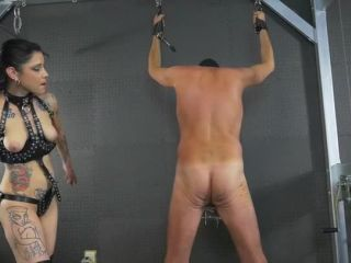 Smoking – Cybill Troy FemDom Anti-Sex League – Cadence Loves Caning Starring Mistress Cadence