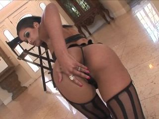 big ass cock girl Dynamic Booty #6, Scene 3 , oral on anal porn