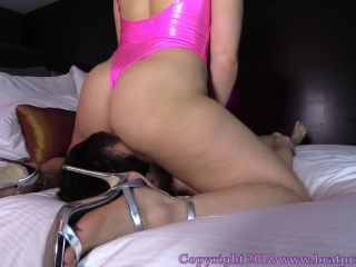 Online porn Brat Princess 2 - Kimber - Smothers and Scissors slave to sleep (1080 HD)