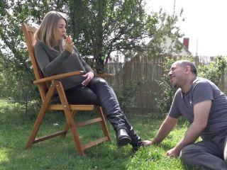 Porn online Clips4sale presents GODDESS GABRIELLA – GABRIELLA – Nobody Quits – Boots Worship TRILOGY