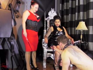 Porn online Ass Worship – House of Sinn – A lesson in the true meaning of Worship – Mistress Liberty and Lady Yna