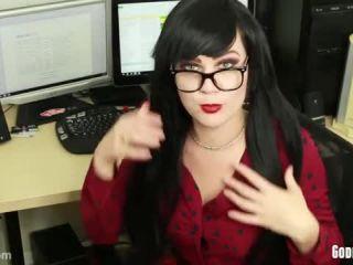 Goddess Vera in Boss Blackmail CEI