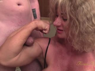 Wild Kat - Her Muscles Always Win Out. You'll See Why. Wild Kat