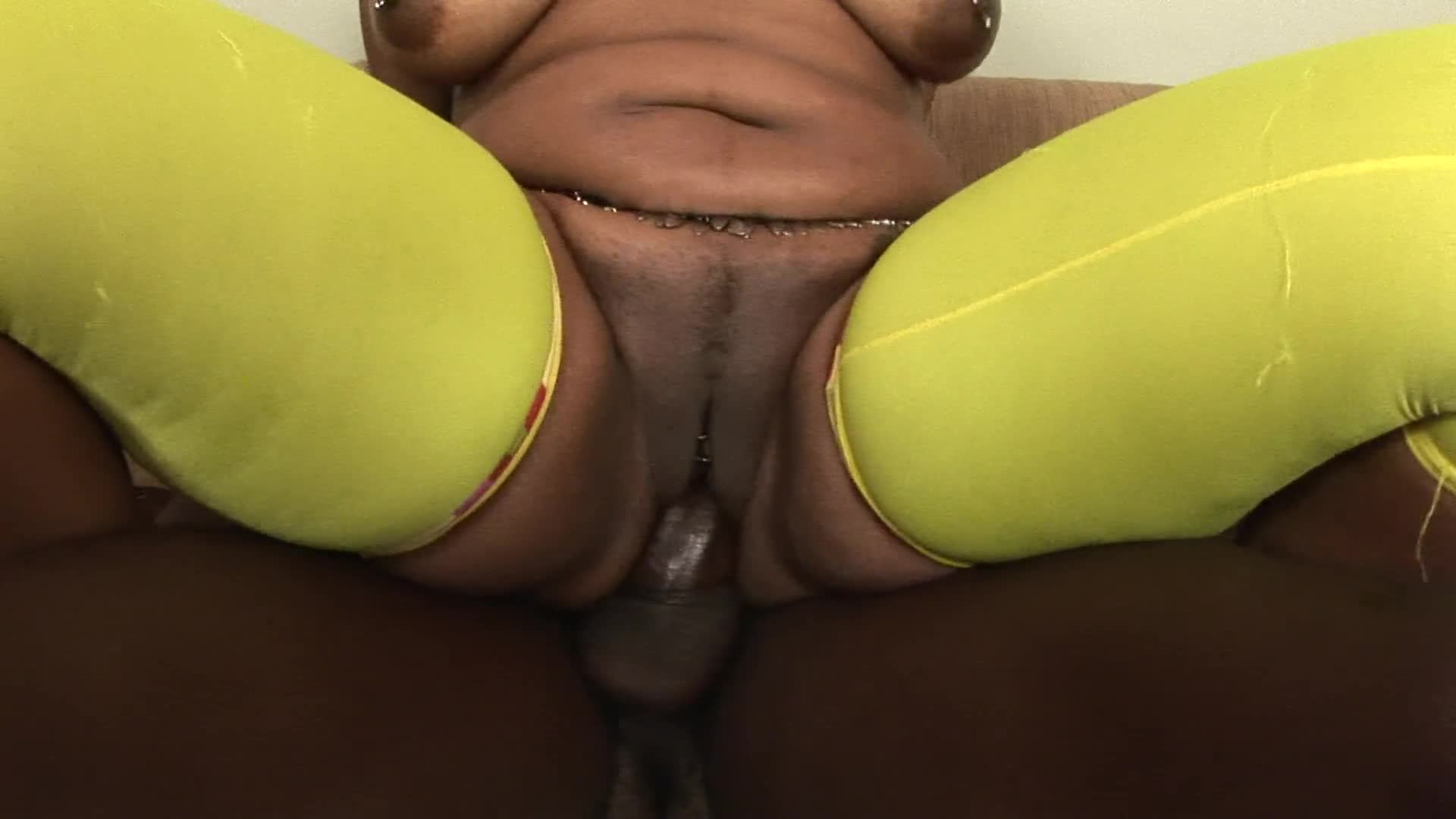 Chubby Black Girl Big Ass