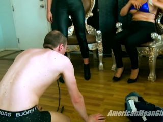 [Femdom 2018] THE MEAN GIRLS  Give Us Even More Money. Starring Princess Chanel and Princess Ashley [Financial Domination, Verbal Humiliation, Humiliation, Degradation, Brat Girls]