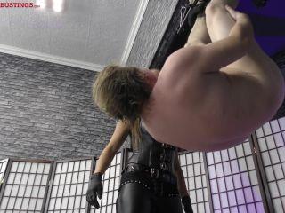Bondage – CRUEL MISTRESSES – Amanda's punching bag – Mistress Amanda
