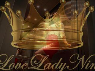 lady nina  real verbal beat down  loser abuse