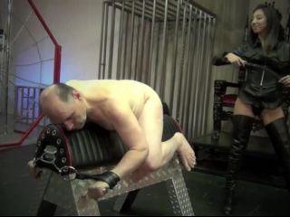 Domnation - Jennifer - No Mercy For You My Slave   whipping   femdom porn